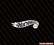Chevy Chevrolet Hot Wheels Decal Sticker corvette Camaro silverado impala ss
