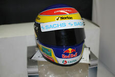 1:2 MINIHELMETS 2013 CRAIG LOWNDES HELMET LTD ED OF 888  SIGNED COA BY LOWNDES