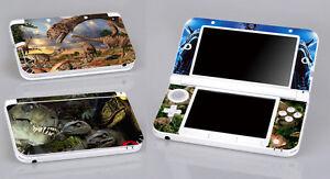 Dinosaur 347 Vinyl Decal Cover Skin Sticker for Nintendo 3DS XL/LL