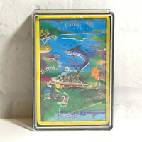Cairns Australia Sea Life Travel Souvenir Playing Cards Deck