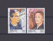 MALTA, EUROPA CEPT 1996, FAMOUS WOMEN, MNH