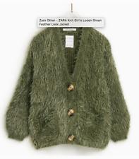 Ropa Zara verde Talla 14 (Talla 4 y más grande) para las