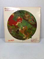 Used LP - Jazz - Walt Disney - The Fox and the Hound & Bonus Snow White LP
