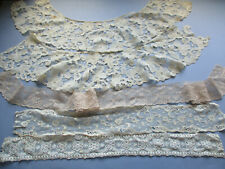 More details for antique lace pieces