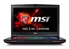 """MSI GT72S 6QE-1034UK 17.3"""" FHD Gaming Laptop i7-6700HQ 16GB 1TB+128GB GTX980M 4G"""
