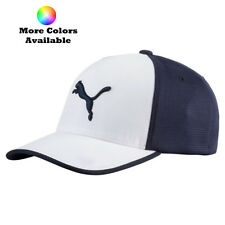 57be91b2ffc New Puma Golf 2017 Front 9 Flexfit Cap Hat 053186