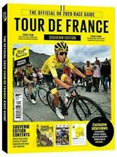 TOUR DE FRANCE 2020 OFFICIAL PROGRAMME CYCLING ENGLISH VERSION RACE GUIDE