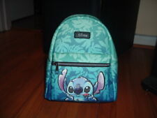 LOUNGEFLY STITCH LICKING MINI BACKPACK~ WITH TAGS~BRAND NEW~