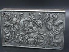 aufwendig verziertes Schloß wunderbares Metall Schloß Verzierung [Schw