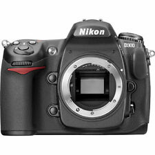 [NEAR MINT] Nikon D D300 12.3MP Digital SLR Camera - Black Body  (N151)