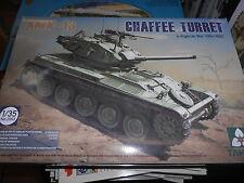 TAKOM 2063, 1/35 SCALE AMX-13 CHAFFEE TURRET PLASTIC MODEL KIT