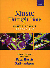 Music through Time Flute Book 1, Paperback; Harris, Paul; Adams, Sally.