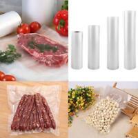 1 Roll 15/20/25/28cm Food Vacuum Bag Fruit Sealing Storage Fresh Keeping Sealer