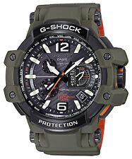 Casio Mens G-Shock GPS Solar MB6 TRIPLE-G Hybrid Watch GPW1000KH-3A