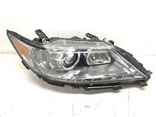 13 14 15 Lexus ES350 ES300H Right RH Headlight HID Xenon OEM RY192