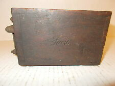 Antique Ford Model T Wood Ignition Coil 4