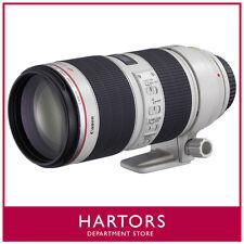 Canon EF 70-200mm f/2.8L IS II Mark II USM Image Stabilizer DSLR Lens