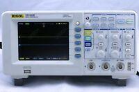 """RIGOL Digital Oscilloscope DS1052E 50MHz 2CH 1GSa/s 1Mpts 5.7"""" TFT 8 bits USB"""