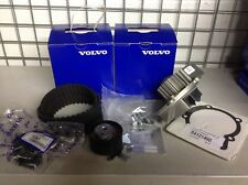 Genuine Volvo S60/V60/V70/S80 2.0d Timing Belt Kit With Water Pump 4 cyclinder