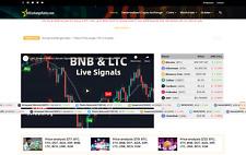 Established Profitable Crypto Online Business Turnkey Website With Exchange