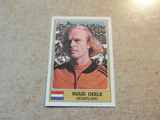 original PANINI STICKERS EURO FOOTBALL 76 1976 Ruud GEELS (Nr 197)
