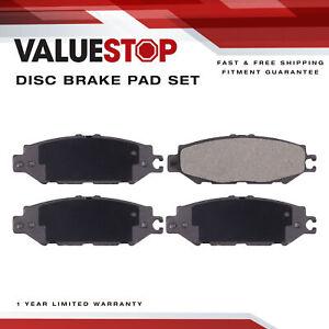 Front Ceramic Brake Pads for Ford Probe ; Mazda 626,  L4; 2.0L; ; 1991cc,  MX-6