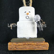 S'mores Ornament Singing Karaoke  Midwest CBK