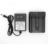 Black Battery Charger For EN-EL4/EN-EL4a D2H D2Hs D2X F6 D2Xs D2Z D3 D3X Camera