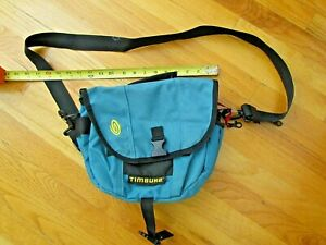 TIMBUK2 Classic  Mini Messenger Bag /Aqua Blue - Vintage