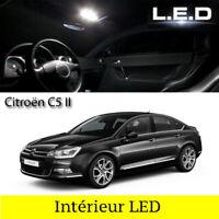Kit 21 ampoules à LED pour l'éclairage intérieur blanc Citroën C5 II