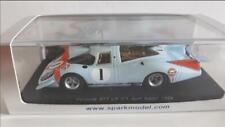 Porsche 917 LH Gulf Salon 1969 24 Hours Lemans 1/43 Spark Le Mans