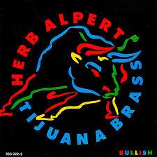 Bullish - Herb Alpert & The Tijuana Brass ( A&M Records, Inc. 395 022-2 )