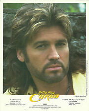 Billy Ray Cyrus 2001 Color Publicity Photo