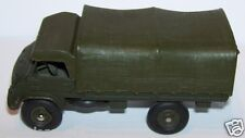 Dinky Toys Truck Military MB Mercedes Unimog 1960 Ref 821 a 1/50 Tires Smooth