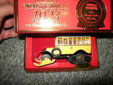 Matchbox Models of Yesteryear Scania Vabis Post Bus 1923 OVP