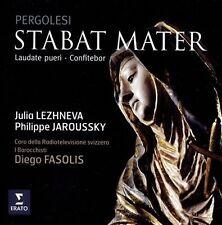 Pergolesi: Stabat Mater, New Music