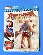 Marvel Legends Retro Series SCARLET SPIDER (Ben Reilly Spider-Man) Carded NEW