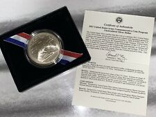 2011 United States Mint Us Army Commemorative Coin Uncirculated Silver Coin S