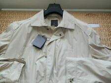 Raincoat Full Coats & Jackets Cotton Outer Shell for Men