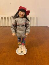 "Modern Doll Artist Doll Helen Kish Doll Andie 11"" All Original No Box."