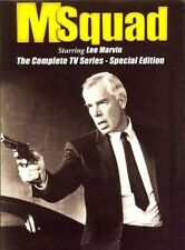 M Squad The Complete Series 16 Disc Special Edition DVD