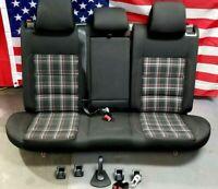 2010 - 2014 Volkswagen MK6 Golf GTI Rear Seats CUSHION Rest OEM