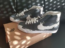 san francisco c77ad 29962 Nike Blazer High Dark Grey White Jackie Robinson - 46 (EUR) - 12 (
