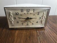 Vintage WESTCLOX Magic Touch Dialite Electric Alarm Clock