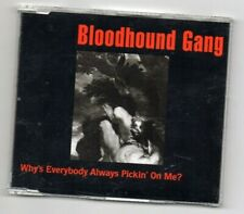 Bloodhound Gang  Why's Everybody Always Pickin' On Me? & Hooray for Boobies 2xcd