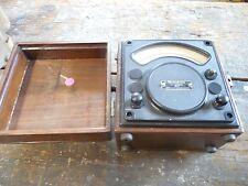 Antique 75 watt voltmeter