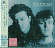 TEARS FOR FEARS-SONGS FROM THE BIG CHAIR-JAPAN UHQCD Ltd/Ed G88