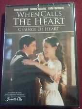 When Calls the Heart Season One DVD- Change of Heart- NEW! FREE SHIPPING!