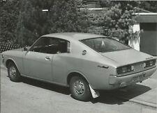 Toyota Corona Mark II 2000 Coupé Poussette auto Photographie Photo de presse -2