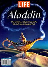 "LIFE Magazine ""ALADDIN The Origins & Journey of World's Most Magical Tale"" ~ NEW"
